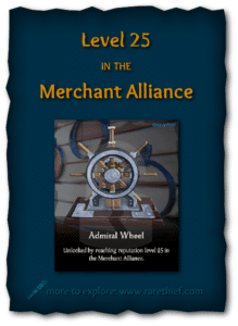 Sea of Thieves Cosmetics Admiral Wheel