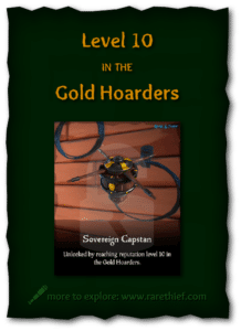 Sea of Thieves Cosmetics Sovereign Capstan