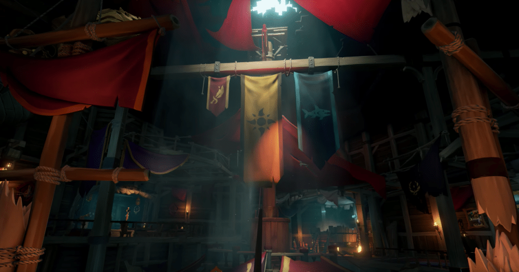SoT Arena Banners