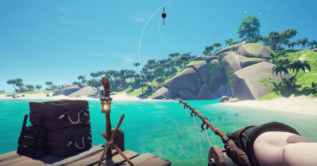 SoT Fishing