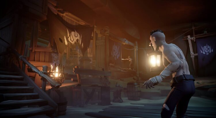 Sea of Thieves – The Art of the Trickster Tall Tale Guide