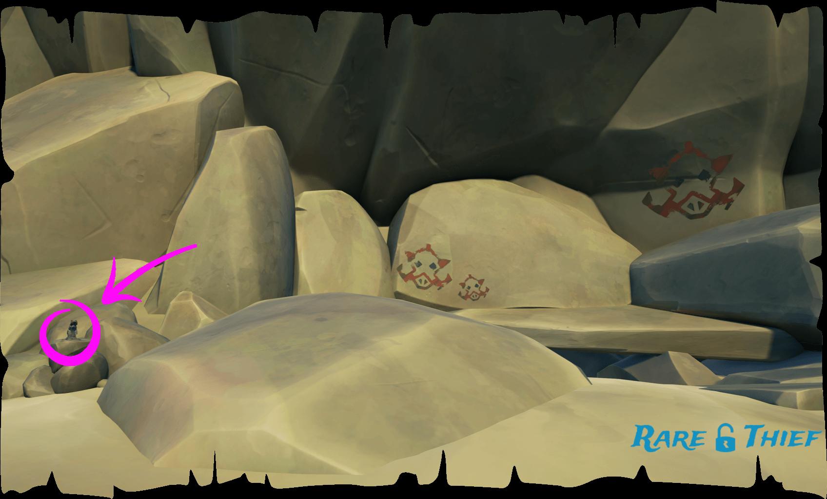 Devil's Ridge Ancient Vault