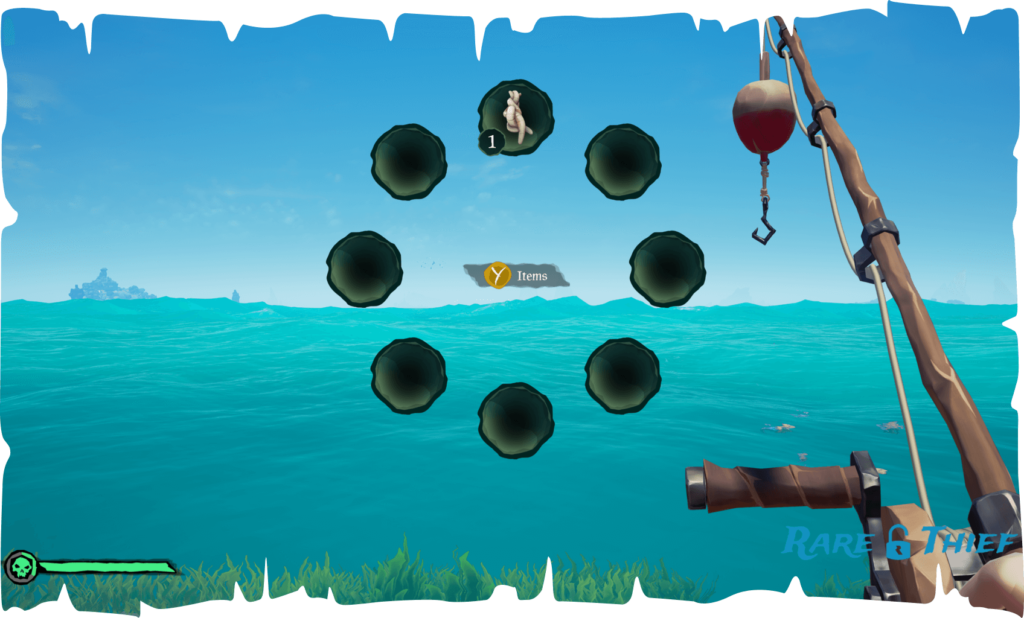 Sea Of Thieves Fishing Guide Rare Thief