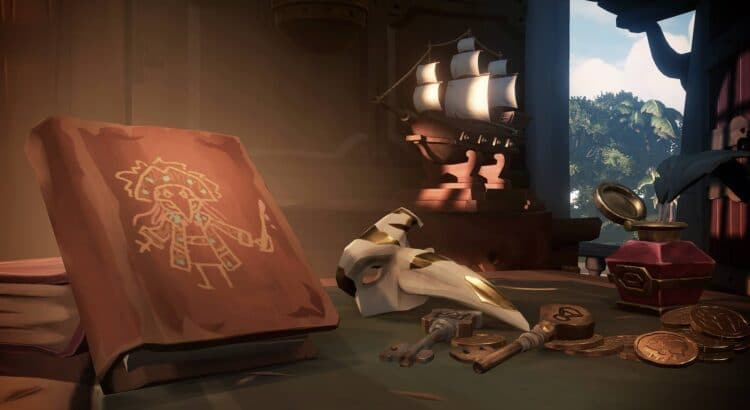 Sea of Thieves Rare Thief Guide for The Legendary Storyteller Tall Tale Guide