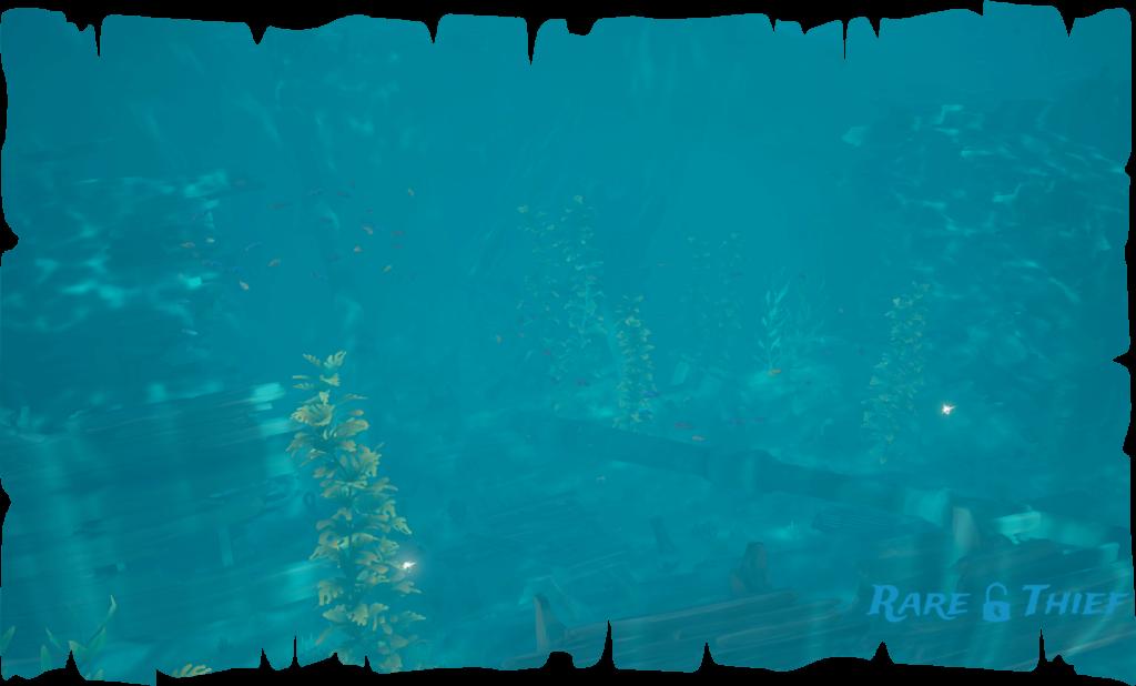 Boulder Cay Shipwreck