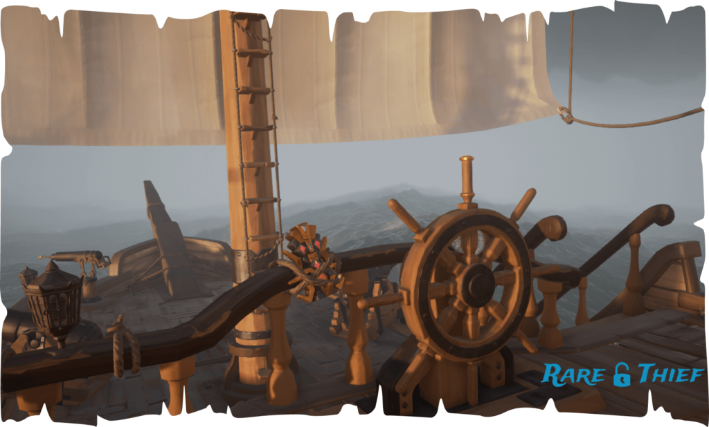 Sea of Thieves – The Shores of Gold Tall Tale Guide | Rare Thief