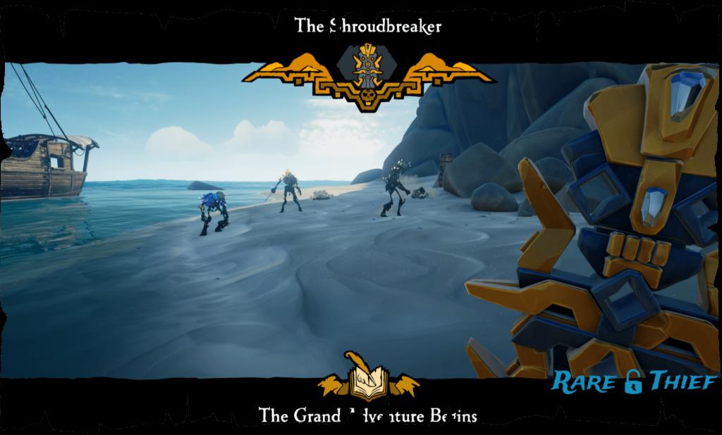Shroudbreaker Escape