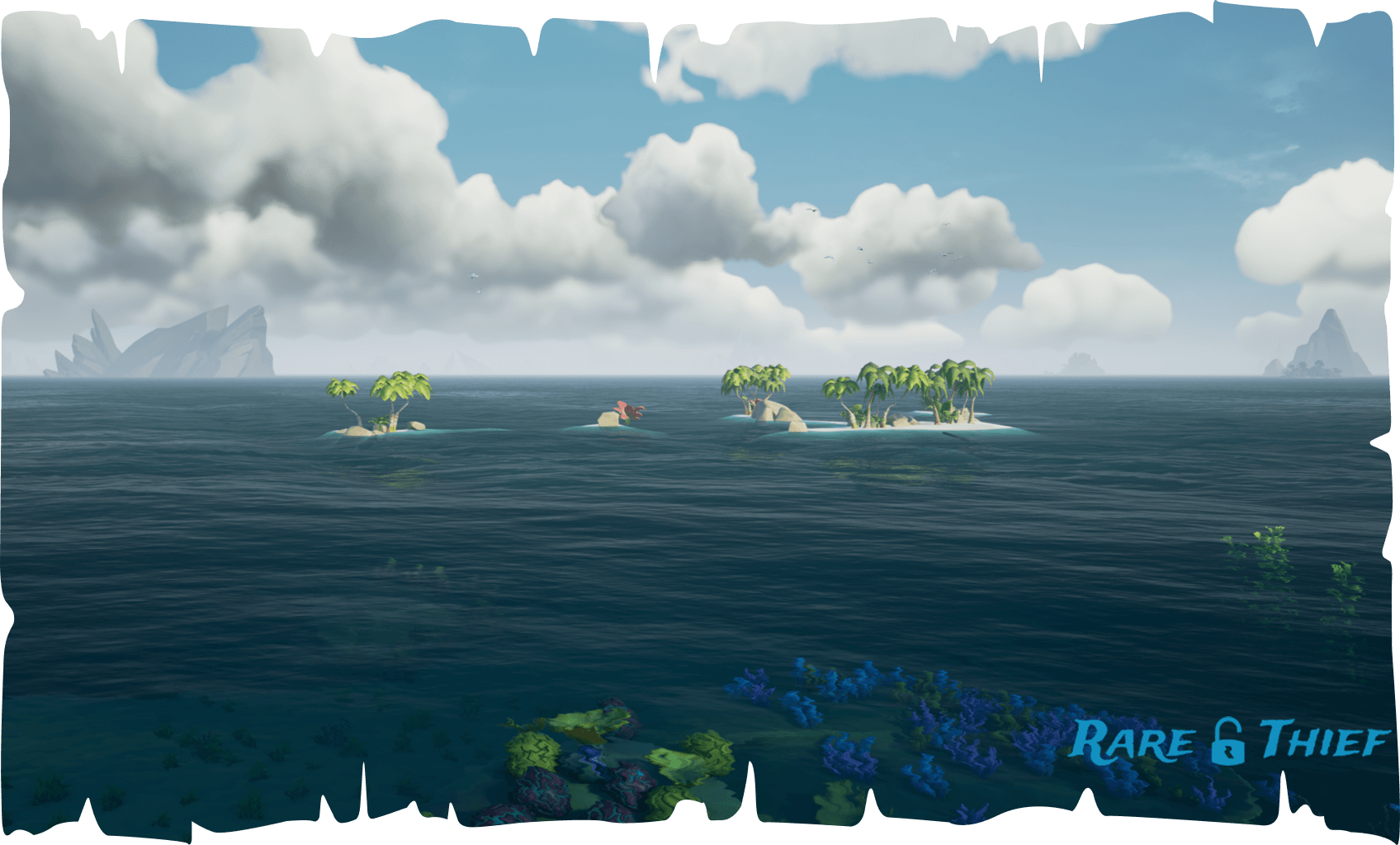 Sea of Thieves Uncharted Island N13