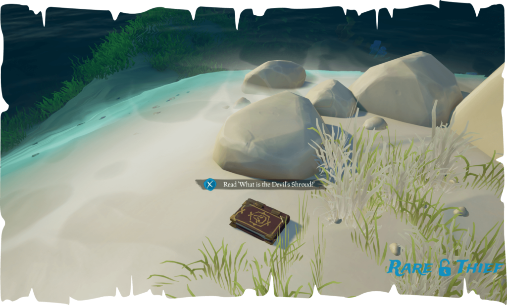 Uncharted Island N13 Journal