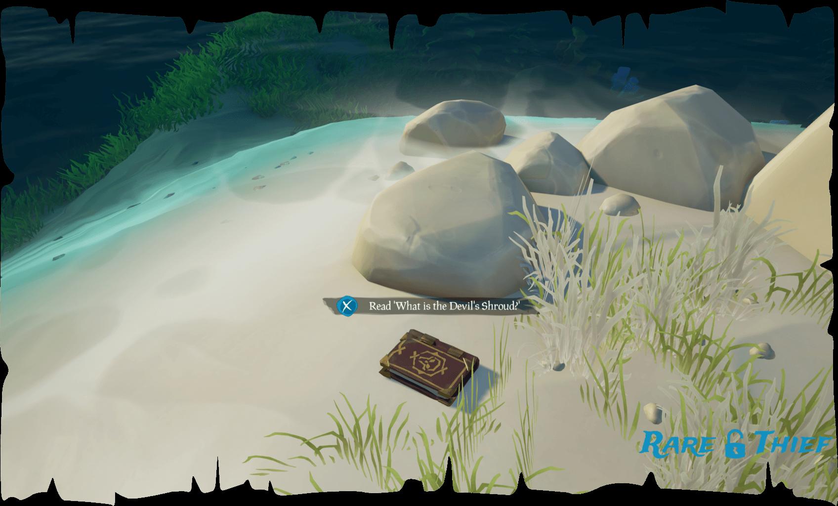 Uncharted Island N13 Journal