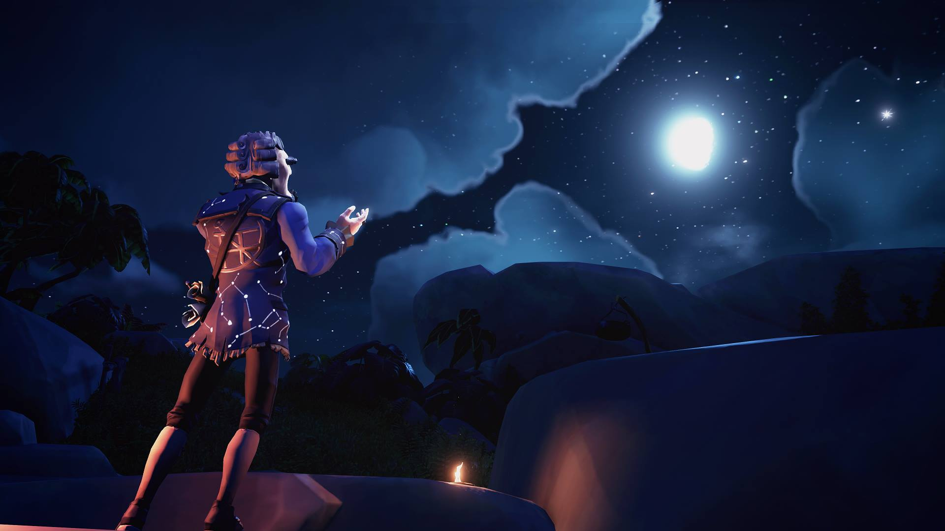 Sea of Thieves Rare Thief Guide for Stars of a Thief Tall Tale Guide