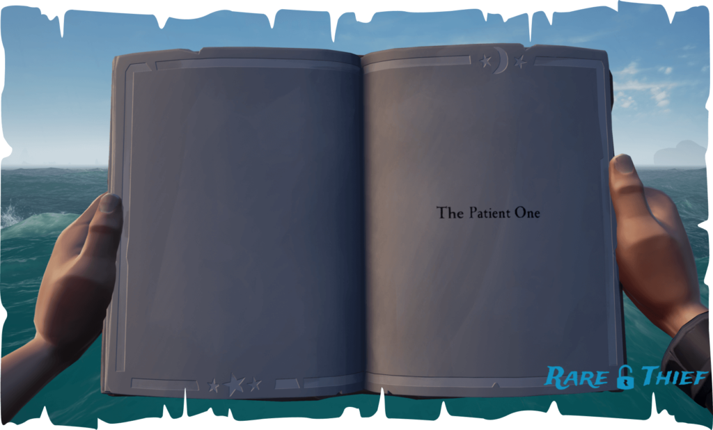 The Patient One, Stars of a Thief