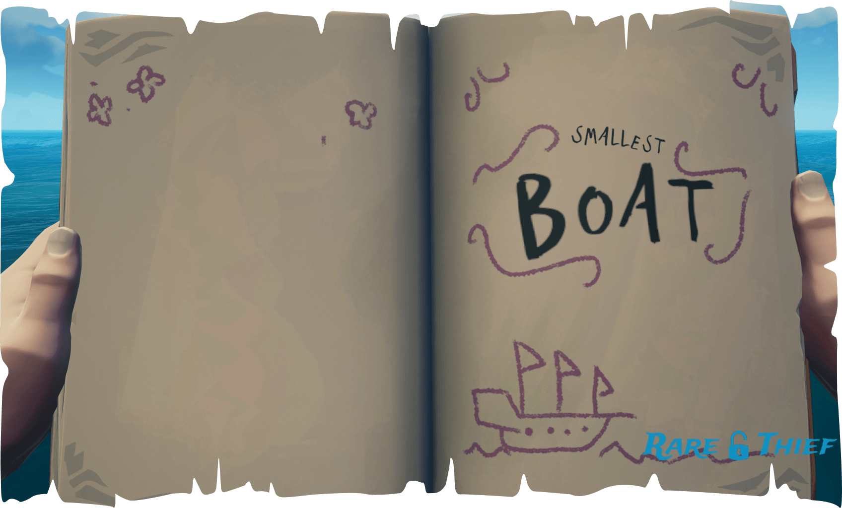 Smallest Boat