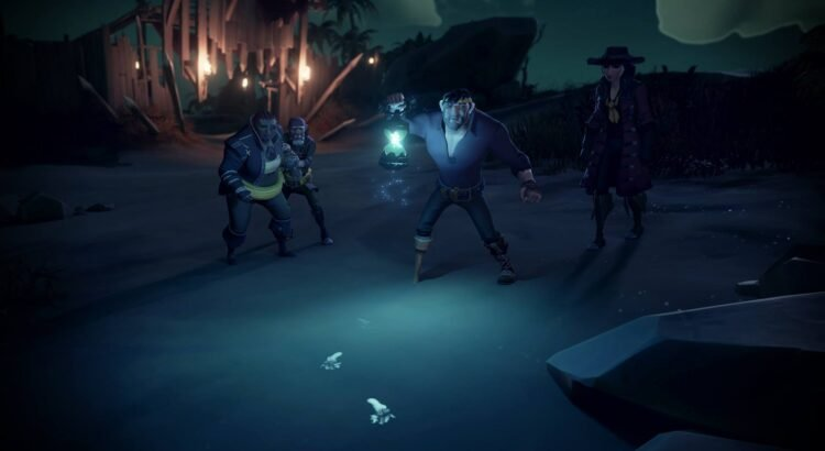 Sea of Thieves – All Tall Tale Journal Locations Guide