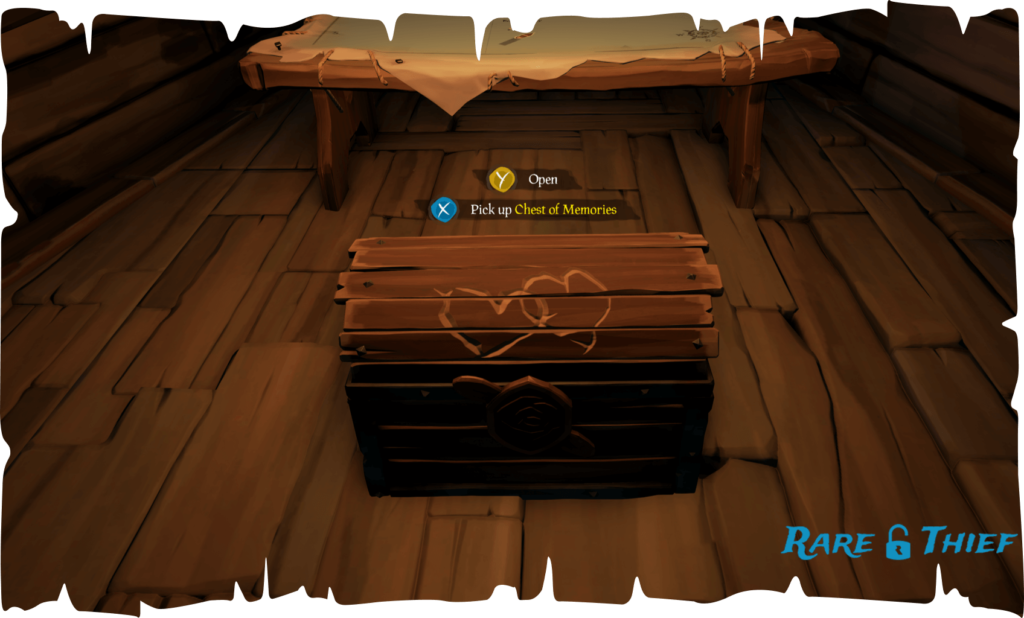 Chest of Memories