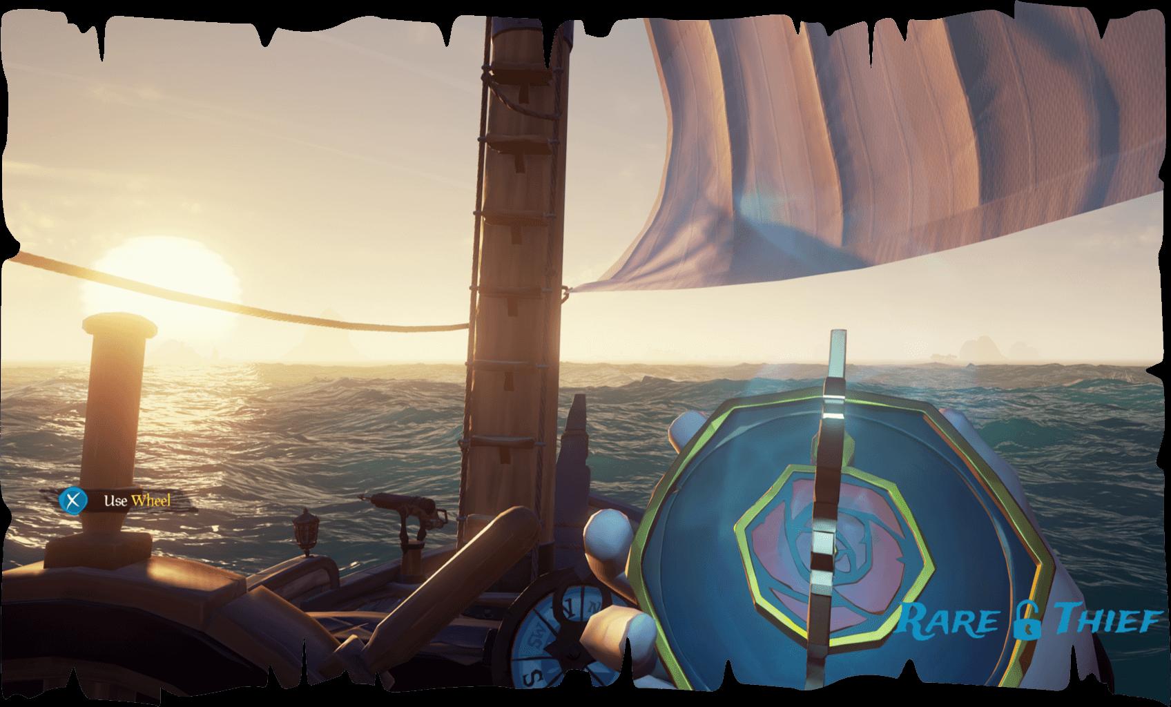 Follow Enchanted Compass