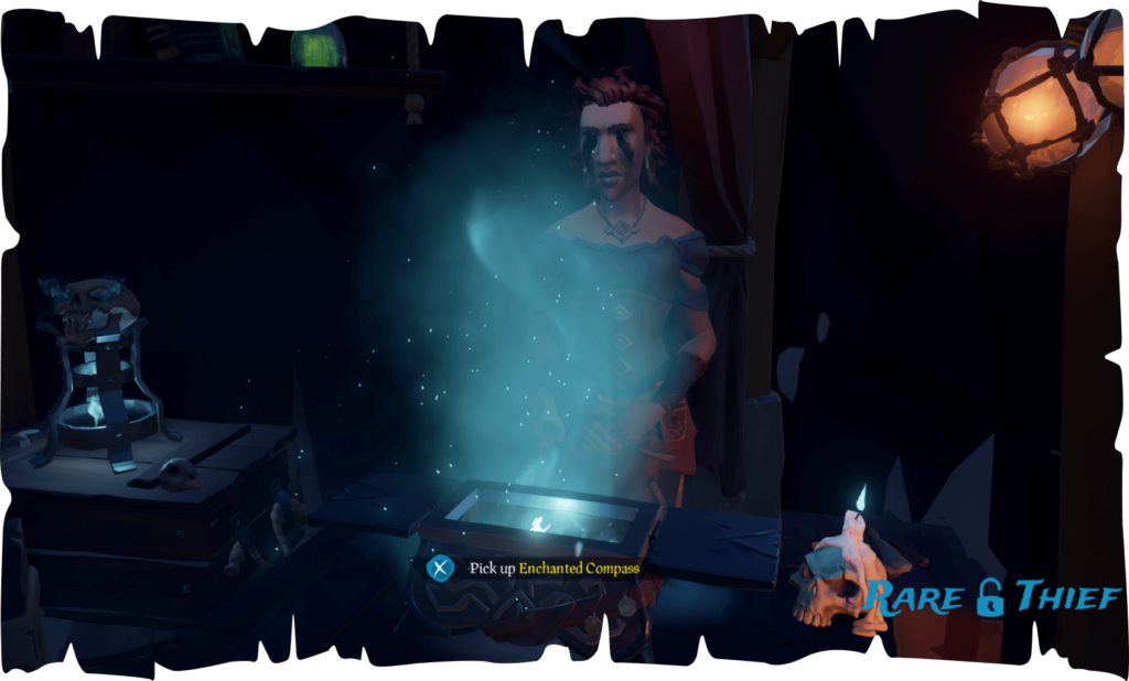 Sea Of Thieves Tall Tale Checkpoints Rare Thief