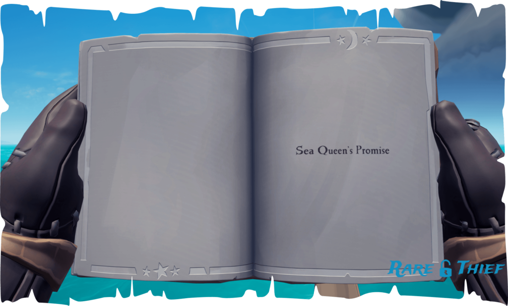 Sea Queen's Promise, Stars of a Thief