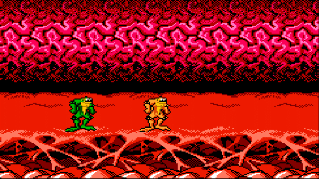 Battletoads 1991: Original Animation