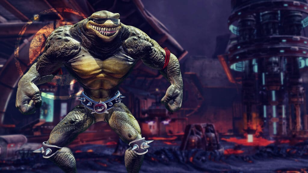 Battletoads 2016: Killer Instinct Rash