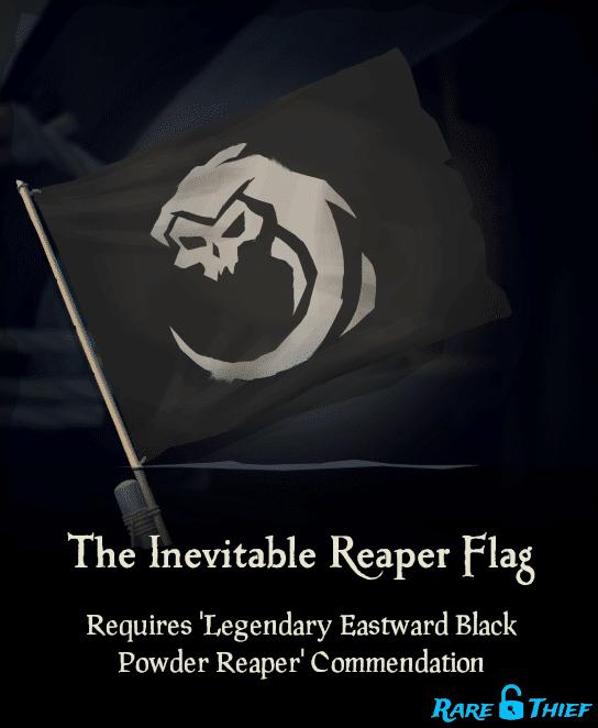 The Inevitable Reaper Flag