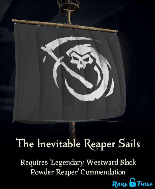 The Inevitable Reaper Sails