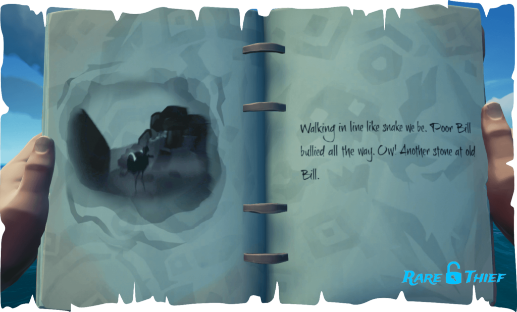 The Skeleton Chest at Discovery Ridge, Hint 3