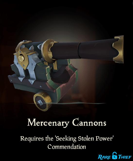 Mercenary Cannons
