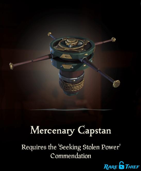 Mercenary Capstan