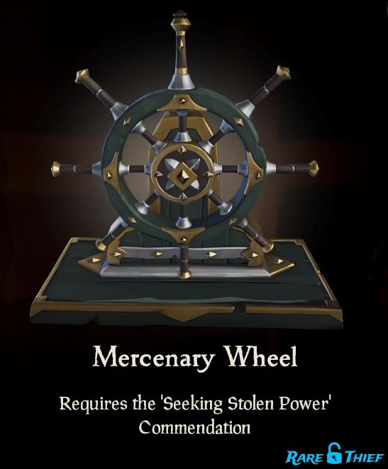 Mercenary Wheel