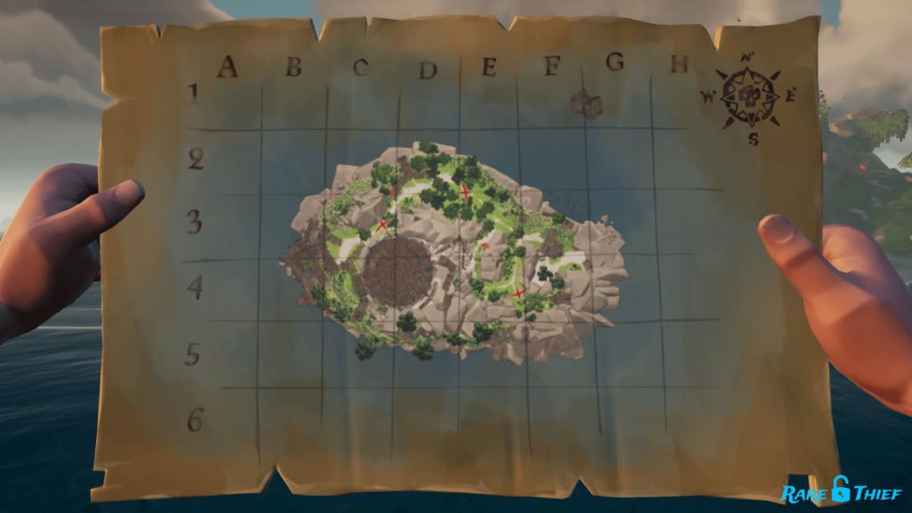 Dark Relic Lost Gold Fort