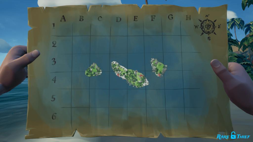Dark Relic Tip-Off Snake Island