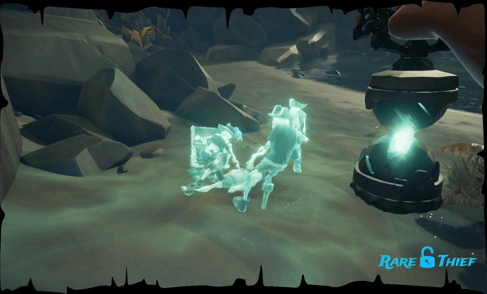 Kraken's Fall Fontaine's Body