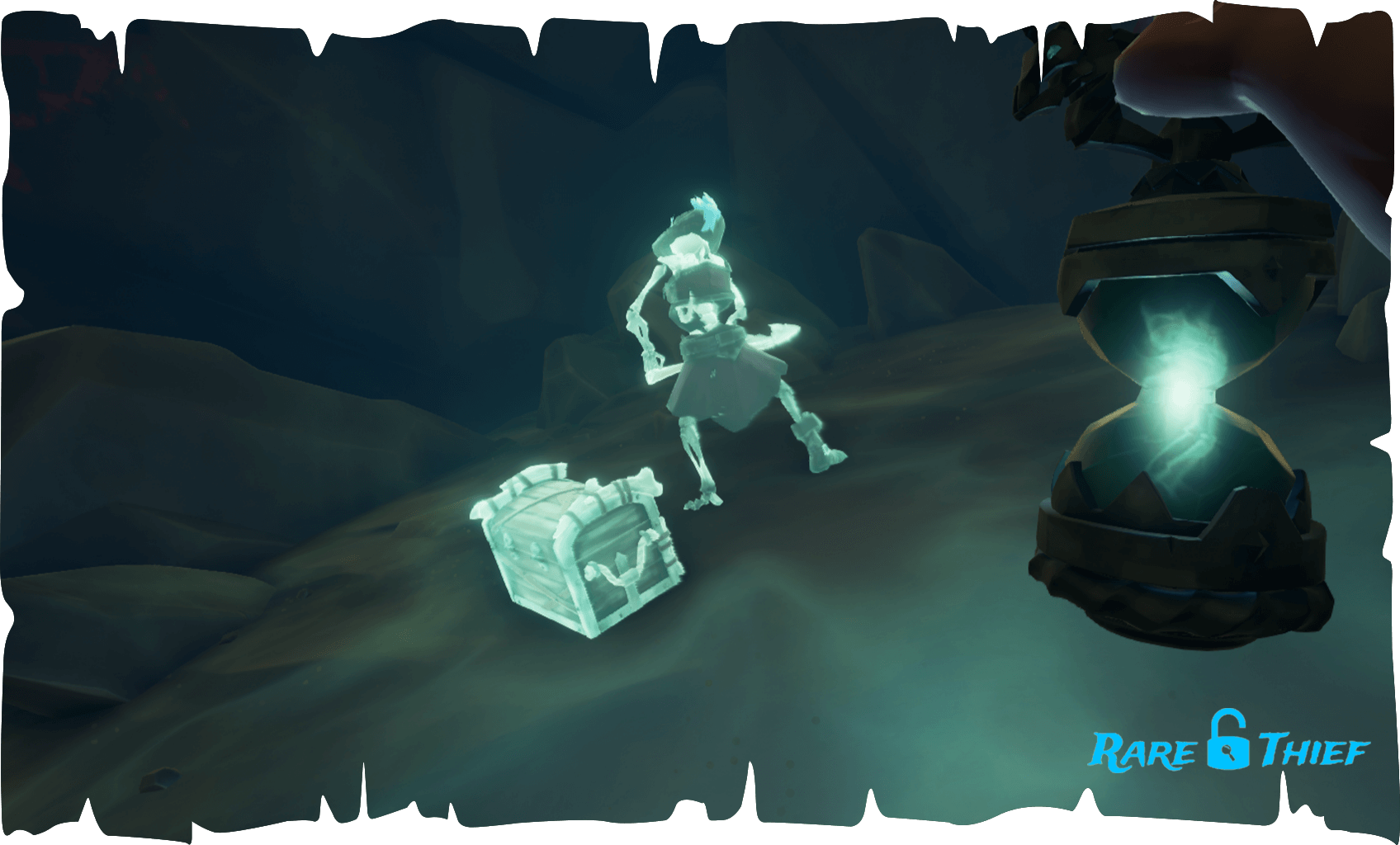 Kraken's Fall Fontaine's Chest