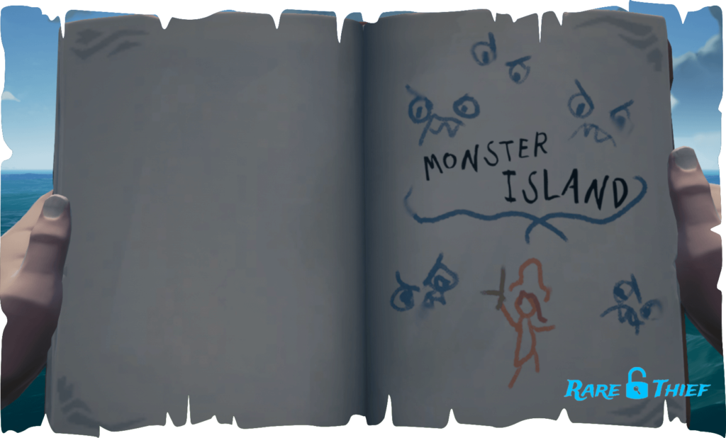 Legendary Storyteller Monster Island