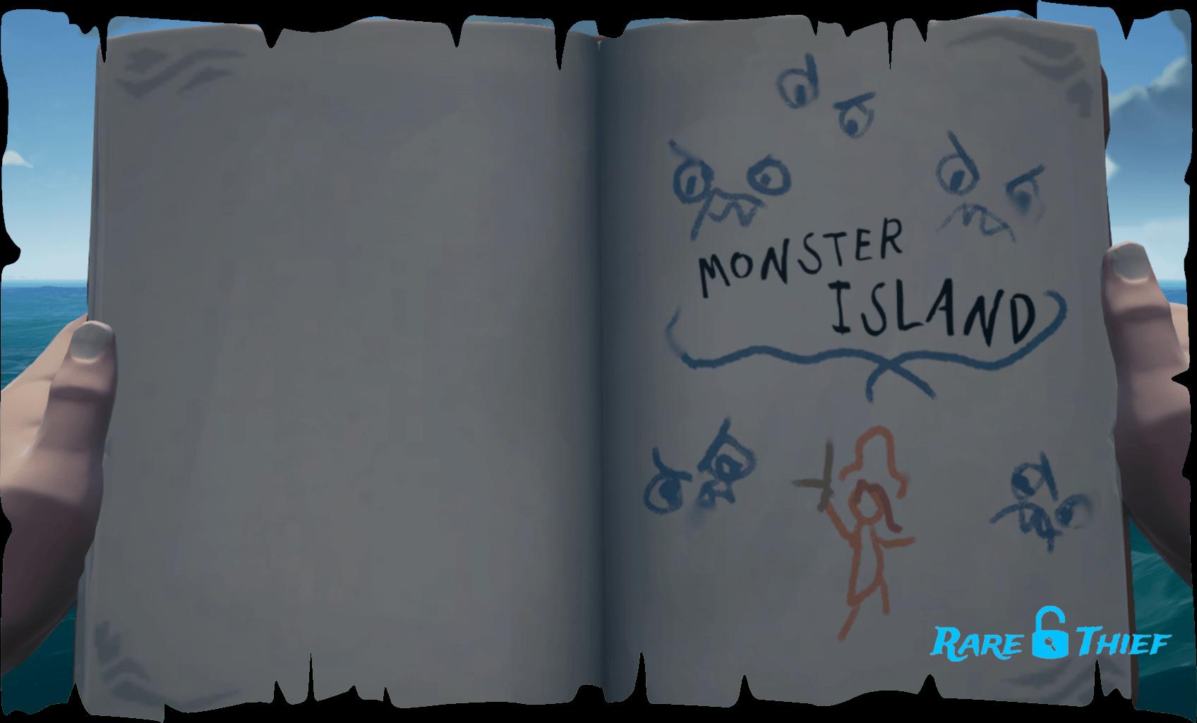 Legendary Storyteller Monster Island