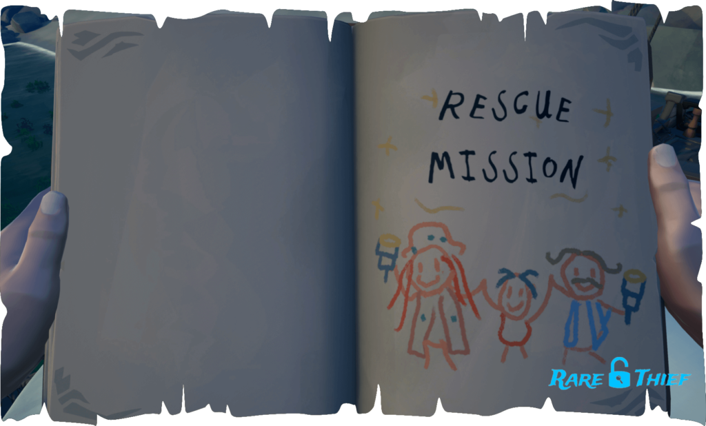 Legendary Storyteller Rescue Mission