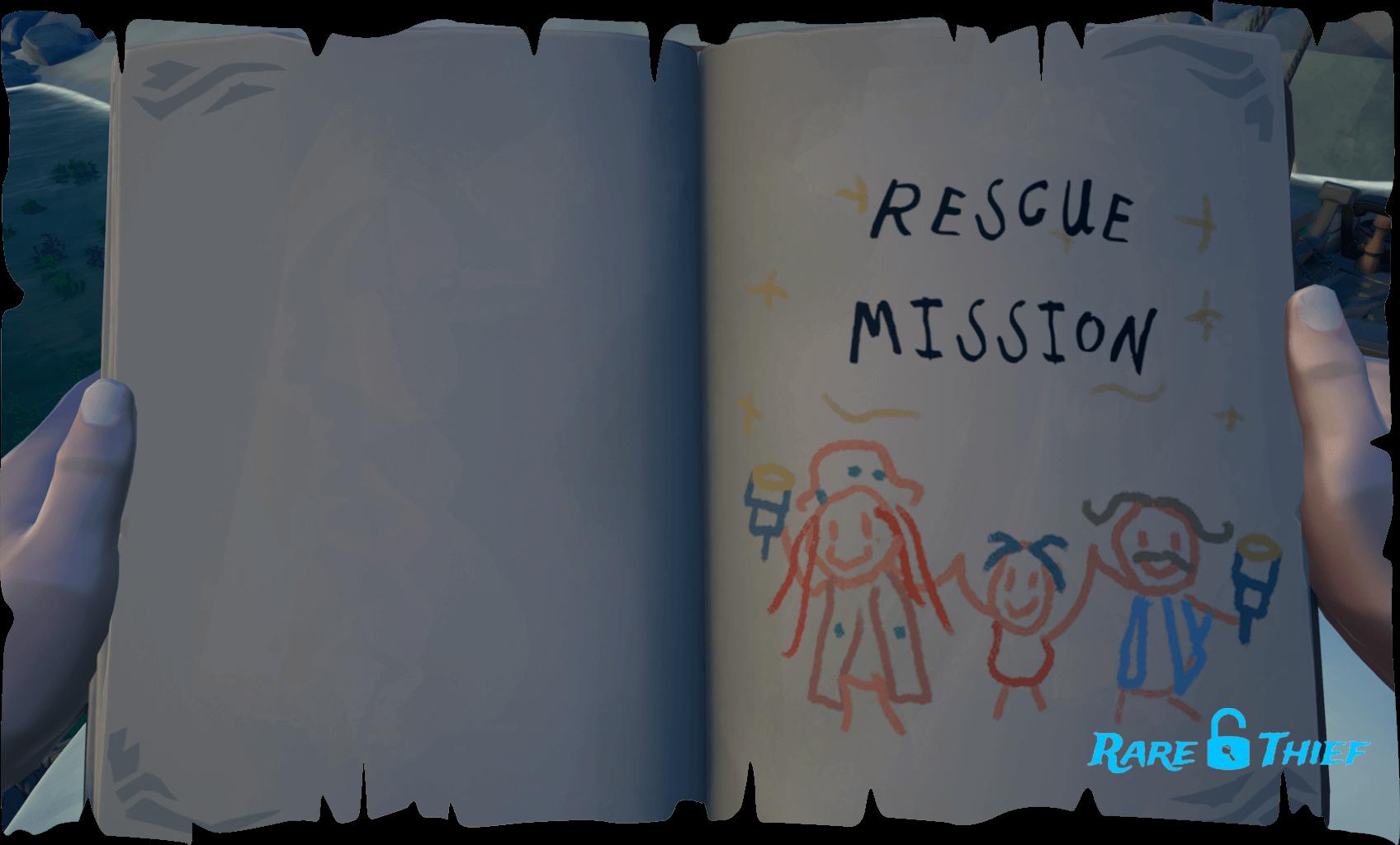 Legendary Storyteller Rescue Mission