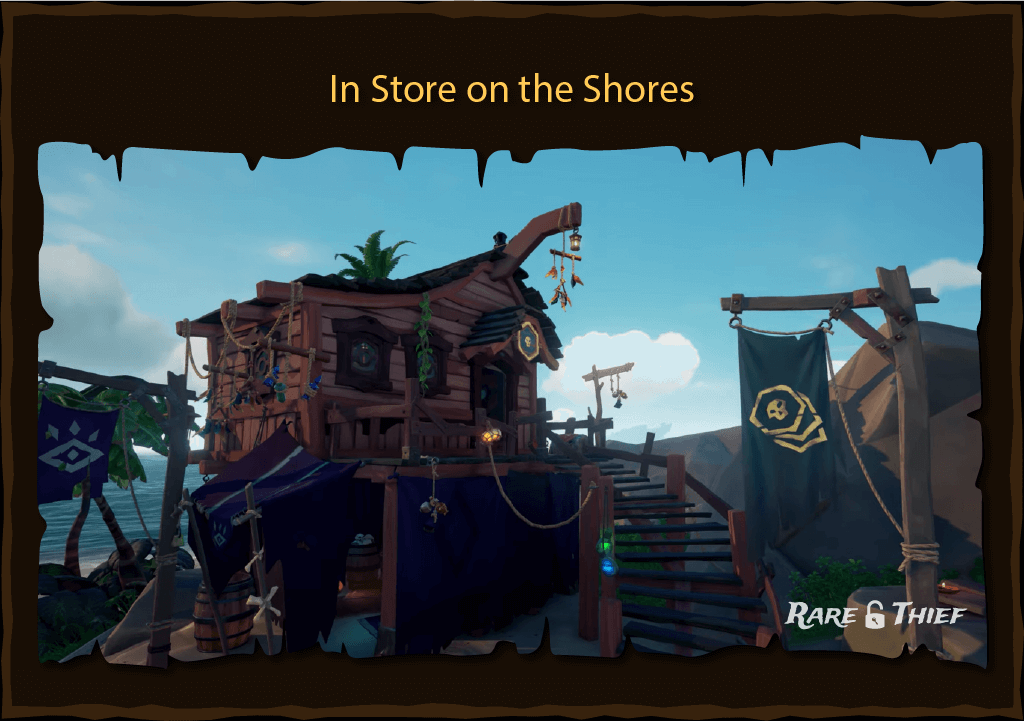 Rare Thief Article: In Store on the Shores