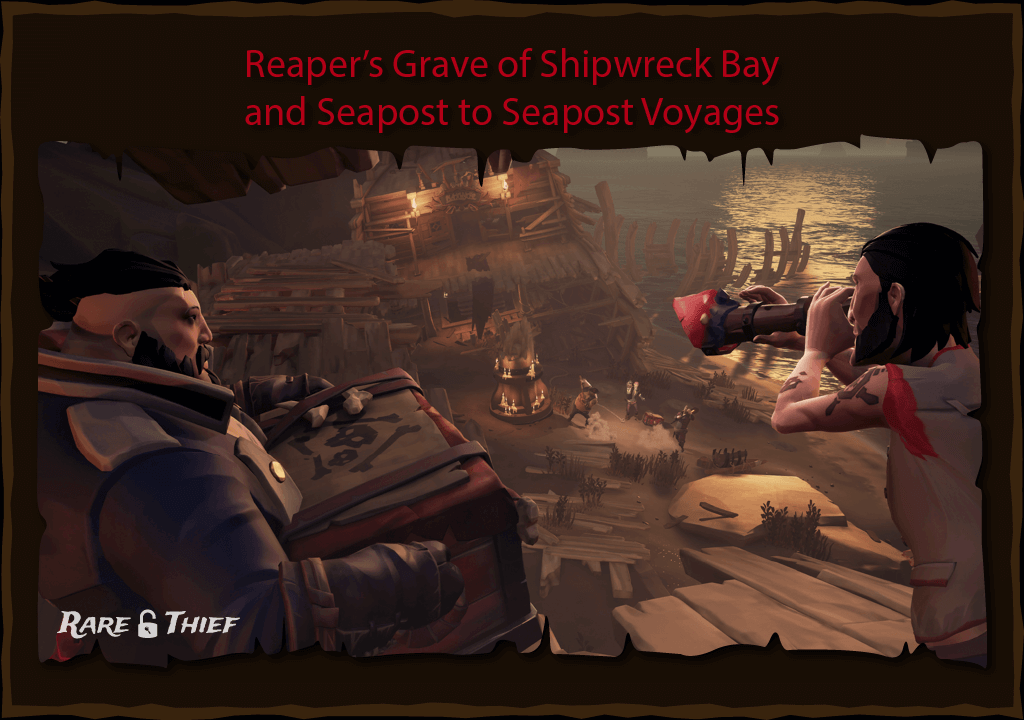 Rare Thief Article: Reaper's Grave of Shipwreck Bay