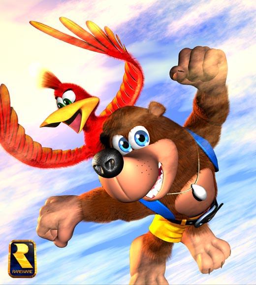 Banjo-Kazooie Nintendo 64
