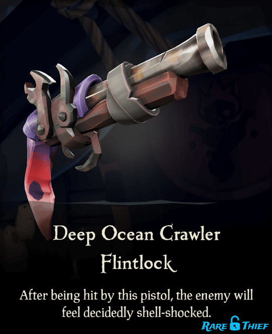 Deep Ocean Crawler Flintlock