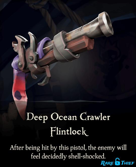 Deep Ocean Crawler Flintlock
