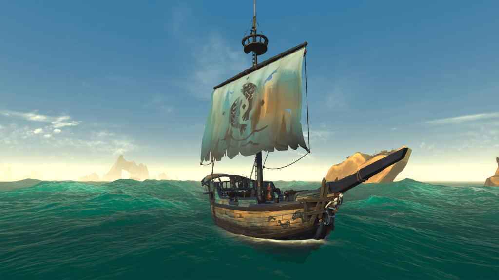 Wailing Barnacle Ship Cosmetics