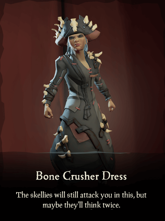 Bone Crusher Dress