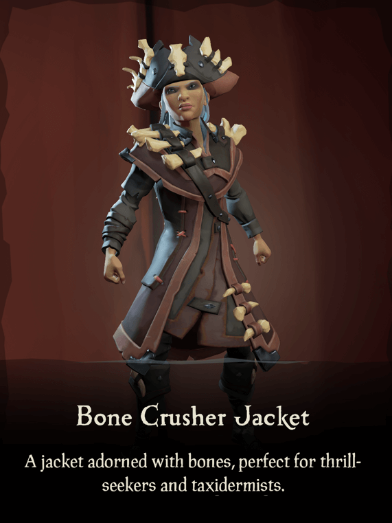 Bone Crusher Jacket
