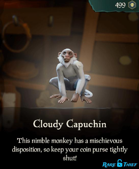 Cloudy Capuchin