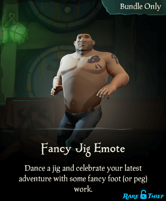 Fancy Jig Emote