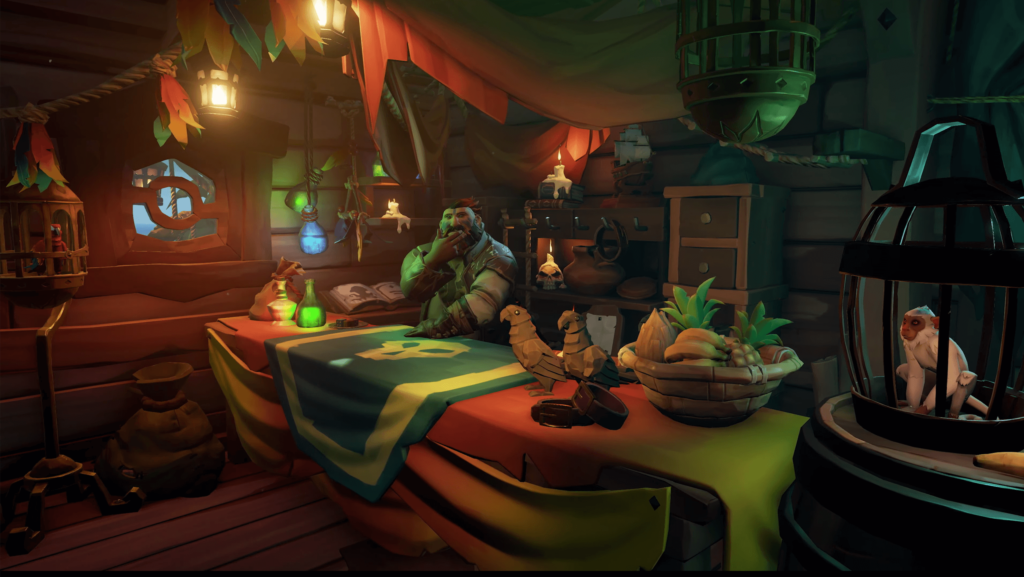 Pirate Emporium Shop