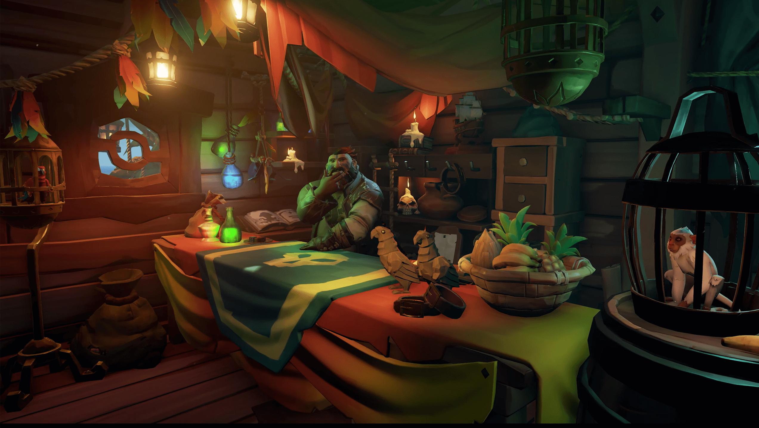 Pirate Emporium Shop
